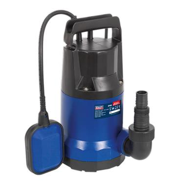 Sealey WPC150A Submersible Water Pump Automatic 167L/min 230V