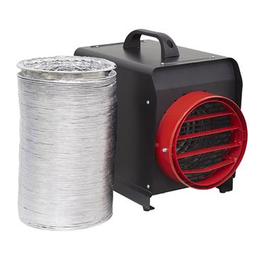 SEALEY DEH5001 Industrial Fan Heater 5kW