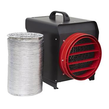 Sealey DEH10001  Industrial Fan Heater 10kW