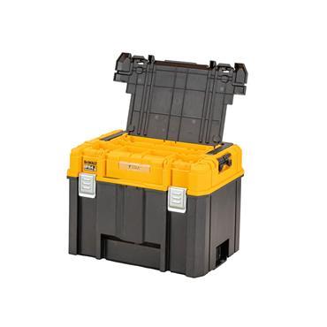 Dewalt DWST83343-1 TSTAK IP54 Organiser Top Deep Box