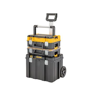 DEWALT DWST83411-1 TSTAK IP54 Mobile Box Bundle
