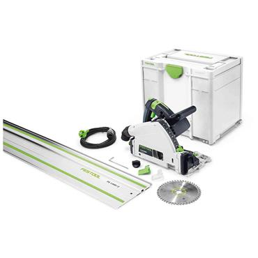 Festool TS 55 REBQ-Plus-FS Circular Saw Kit