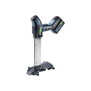 Festool 574820  ISC 240 Li 5.2 18V EBI-Plus Cordless Insulating-Material Saw, 2 x 5.2Ah Batteries