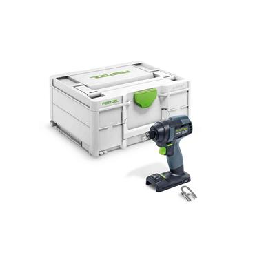 Festool 576481 18V TID 18-Basic Cordless Impact Driver Body Only