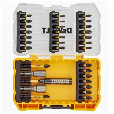 DEWALT DT70742T-QZ Flextorq 33 Piece Screwdriving Bit Set