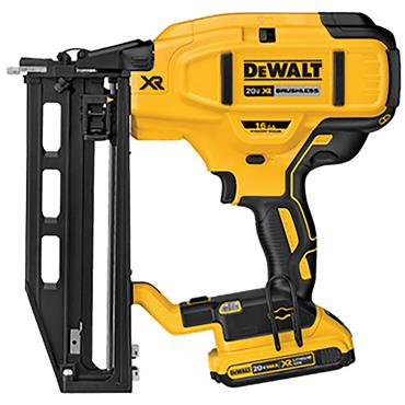 DEWALT DCN662N-XJ 18V XR 16G Straight Nailer, Bare Unit