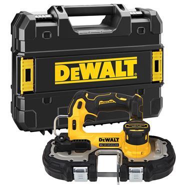 DEWALT DCS377NT-XJ 18V XR Sub Compact Bandsaw