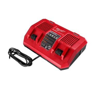 MILWAUKEE M18DFC-0  M18 Dual Bay Rapid Charger