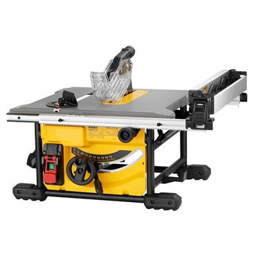 DEWALT DWE7485 210mm Compact Table Saw with Legstand