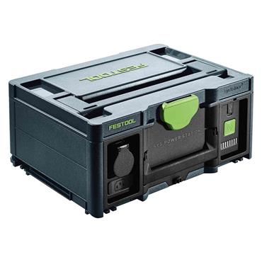 FESTOOL 205722 SYS-PST 1500 Li HP 240 V sys Powerstation