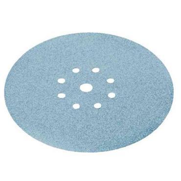 FESTOOL 499638 STF D225/8 P120 GR/25 Stickfix Sanding Discs, Pack of 25