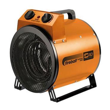 SIP 09160 Fireball Turbofan 3000 Electric Fan Heater