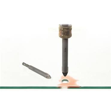 TREND TSNAP/GD/6MM Snappy Glass Drill - 6mm Diameter
