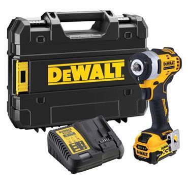 "DEWALT  DCF903P1-GB 12V XR Brushless 3/8"" Impact Wrench, 1 x 5.0Ah Batteries"
