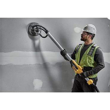 DEWALT DWE7800-GB 710W 225mm Drywall Sander - 240v
