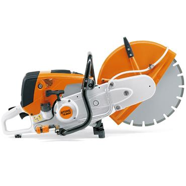"""STIHL 42240112810 TS 800 Extremely powerful 5.0 kW Cut-off saw (400mm/16"""")"""