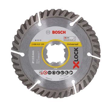 Bosch 115mm X-Lock Cutting Blade