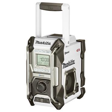 MAKITA MR002GZ01 40V Max XGT Bluetooth AM/FM Job Site Radio,Bare Unit