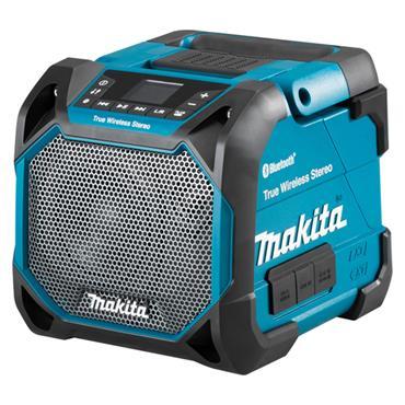 MAKITA DMR203 12V CXT / 18V LXT Bluetooth Jobsite Speaker,Bare Unit