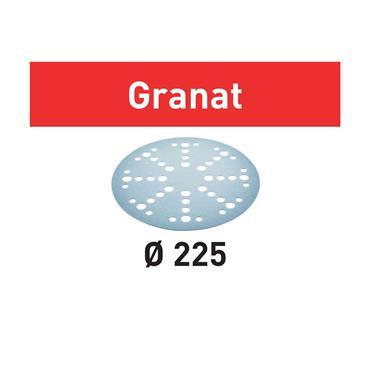 FESTOOL 205654 STF D225/48 P60 (PACK OF 25) Abrasive sheet Granat
