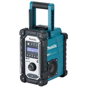 MAKITA DMR110 18V LXT / 12V MAX CXT DAB+ Digital Job Site Radio, Bare Unit