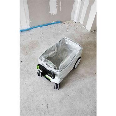 FESTOOL 496215 ENS-CT 36 AC/5 Disposable Bag, 5 Pack