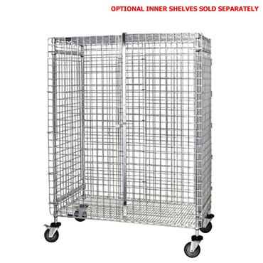 QSS Chrome Security Carts