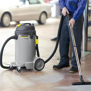 Karcher NT 48/1 Volt Wet and Dry Vacuum Cleaner