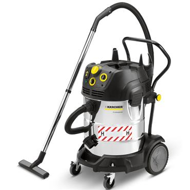 Karcher NT 75/1 Tact Me TE H 220 - 240 Volt Safety Vacuum Cleaner