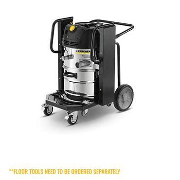 Karcher IVC 60/24-2 Tact² 220 - 240 Volt Industrial Vacuum Cleaner