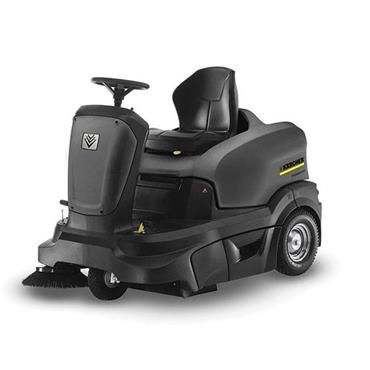 Karcher KM 90/60 RP 60 Litre Ride-On Vacuum Sweeper