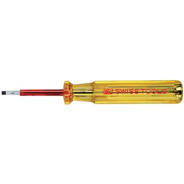 PB Swiss Tools 175/1 Series Slotted Voltage Testers