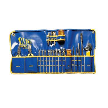 Klein Tools 90500-R 21 Piece Mixed Imperial Interchangeable Blade Tool Set