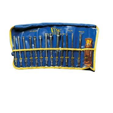 Klein Tools 9000 14 Piece Mixed Interchangeable Blade Tool Set