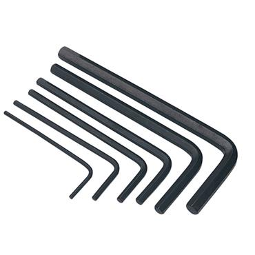 Allen Long Arm Hex Key Metric Wrench Set