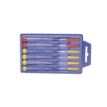 Citec 13.231 6 Piece Ceramic Adjuster Screwdriver Set