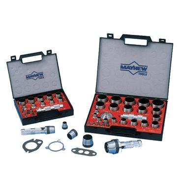 Mayhew Metric Hollow Punch Tool Kits