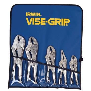 Irwin Vise-Grip Original Locking Plier Set
