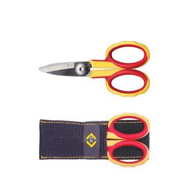 CK 140mm Electricians Scissors