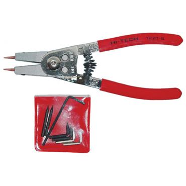 Hi-Tech 65 Internal/External Circlip Pliers