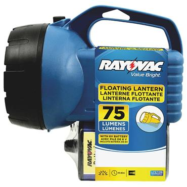 Rayovac 811890 6 Volt Krypton K13 Floating Lantern