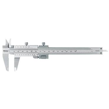 "Mitutoyo 532-121 0-280mm/0-11"" Fine Adjustment Vernier Caliper"