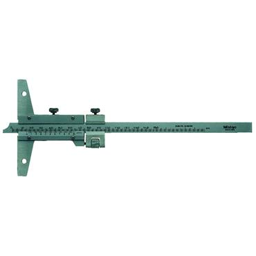 Mitutoyo 527-102 0-200mm Vernier Depth Gauges