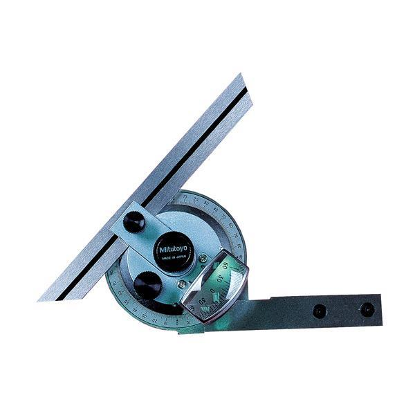 MITUTOYO 187-105 ACUTE ANGLE ATTACHMENT  FOR USE WITH UNIVERSAL BEVEL PROTRACTOR