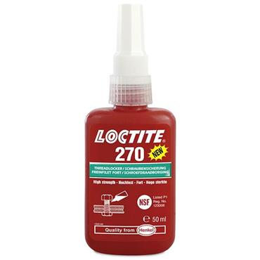 Loctite 270 High Strength Threadlocking Adhesive