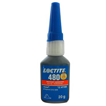Loctite 480 20ml Toughened Black Instant Adhesive