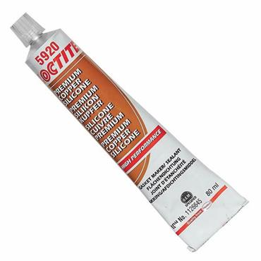 Loctite 5920 80ml High Performance Ultra Copper Silicone Sealant