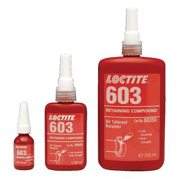 Loctite 603 High Strength Retainer