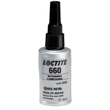 Loctite 660 50ml High Strength Quick Metal Retainer