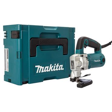 Makita JS3201J 110 Volt 3.2mm Metal Shear with Makpac Case